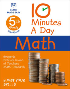 10 Minutes a Day Math, 5th Grade