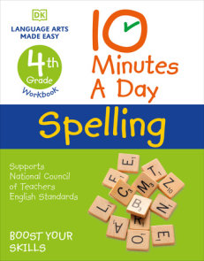 10 Minutes a Day Spelling, 4th Grade