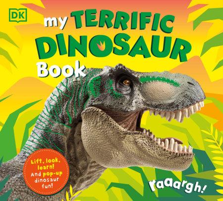 My Terrific Dinosaur Book