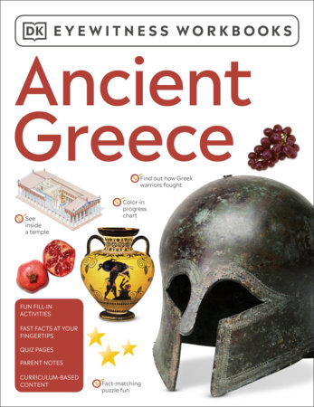 Eyewitness Workbooks Ancient Greece by DK