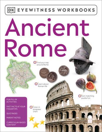 Eyewitness Workbooks Ancient Rome by DK