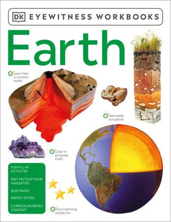 Eyewitness Workbooks Earth by DK