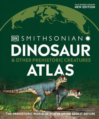 Dinosaur Atlas by DK