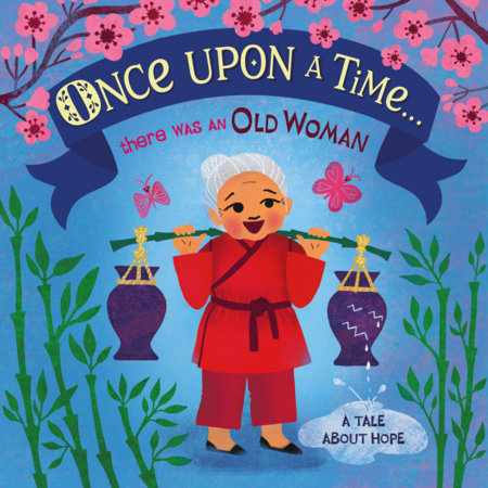 Once Upon A Time... there was an Old Woman by DK