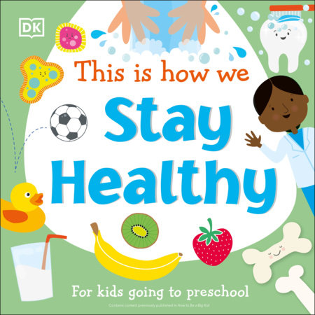 This Is How We: Stay Healthy by DK