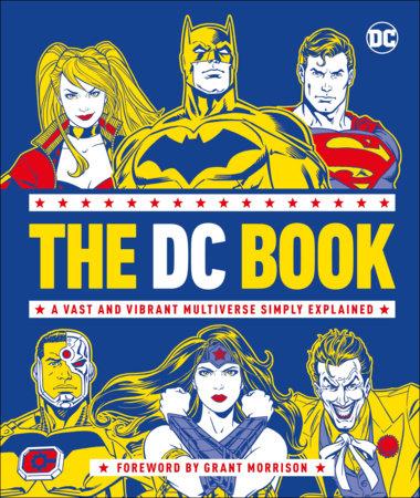 The DC Book by Stephen Wiacek