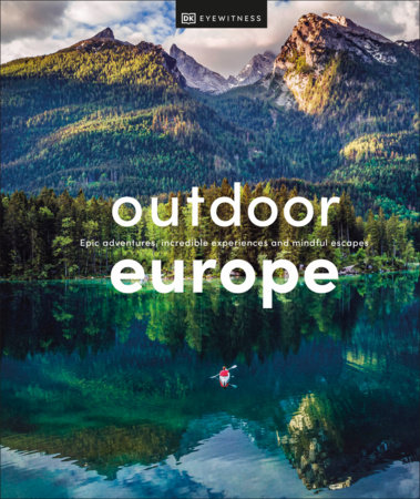 Outdoor Europe by DK