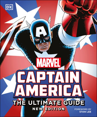 Captain America Ultimate Guide New Edition by DK