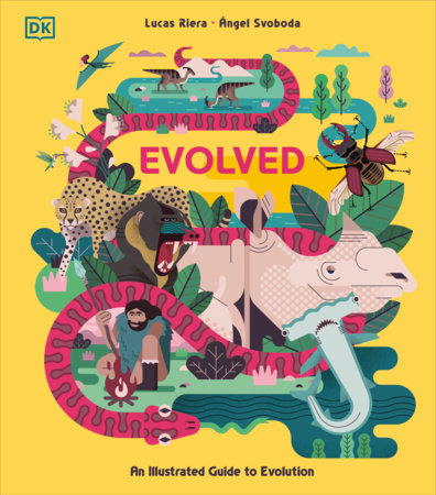 Evolved by Lucas Riera