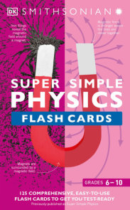 Super Simple Flashcards Physics