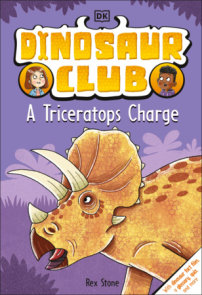 Dinosaur Club: A Triceratops Charge