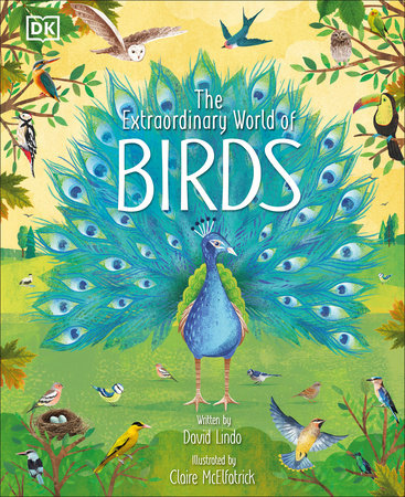 The Extraordinary World of Birds by David Lindo