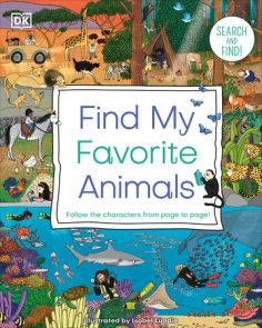 Find My Favorite Animals