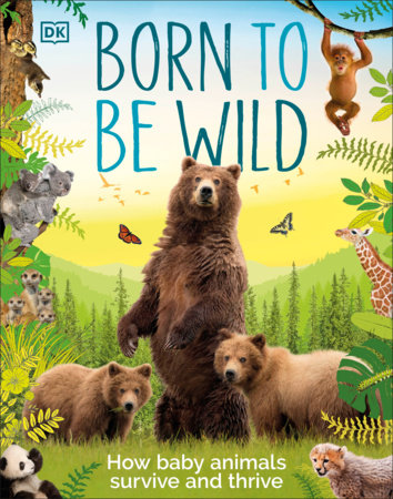 Born to Be Wild by DK