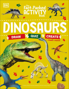 The Fact-Packed Activity Book: Dinosaurs