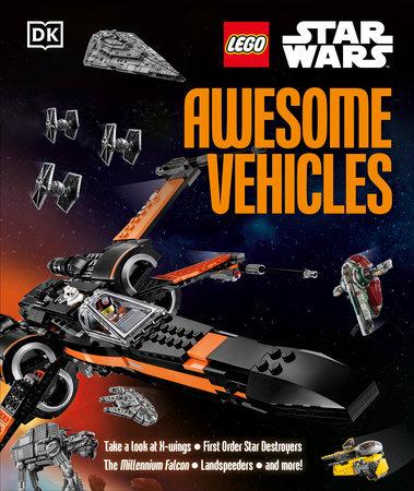 LEGO Star Wars Awesome Vehicles by Simon Hugo