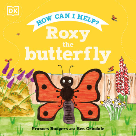 Roxy the Butterfly by Frances Rodgers