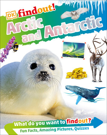 DKFindout! Arctic and Antarctic by DK