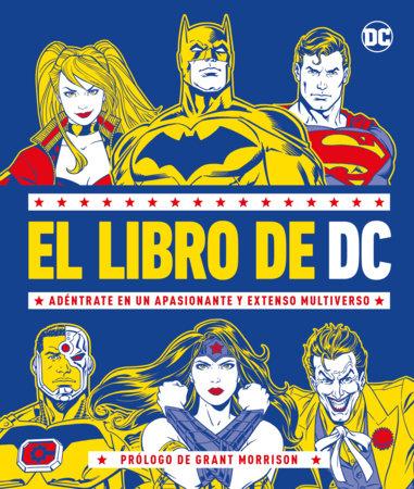 El libro de DC by Stephen Wiacek