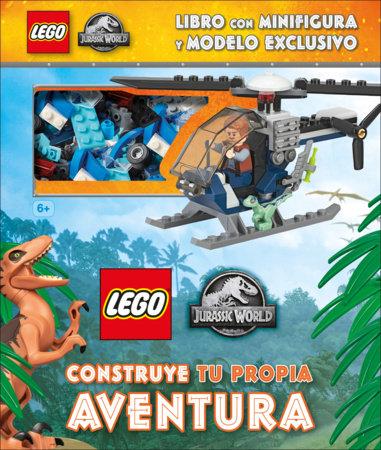 LEGO Jurassic World Construye tu propia aventura by Julia March