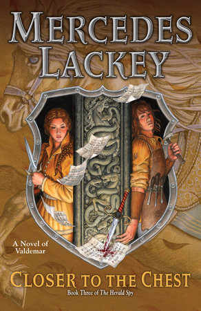 Closer to the Chest by Mercedes Lackey