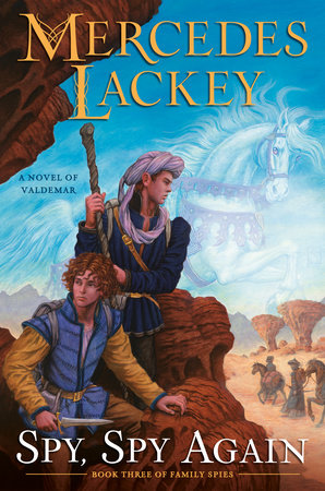 Spy, Spy Again by Mercedes Lackey