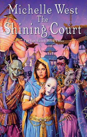 The Shining Court by Michelle West