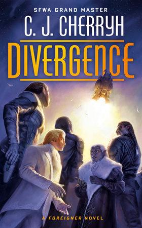 Divergence by C. J. Cherryh