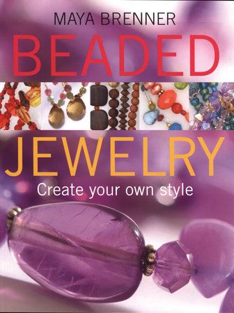 Beaded Jewelry by Maya Brenner