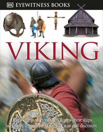 DK Eyewitness Books: Viking by Susan Margeson