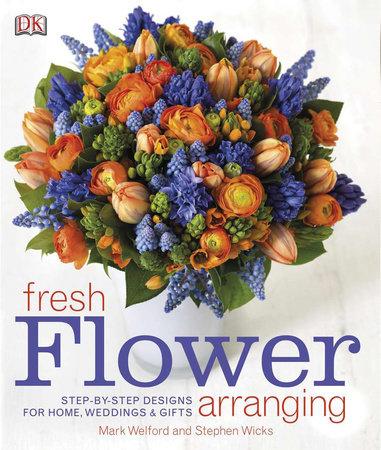 Fresh Flower Arranging by DK