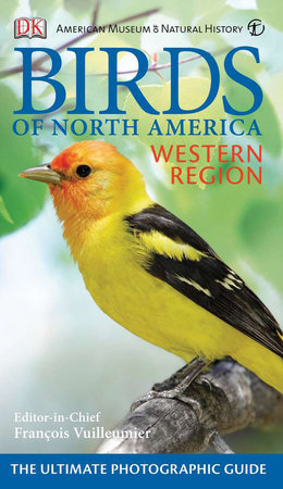 AMNH Birds of NA Westn Rgn by DK