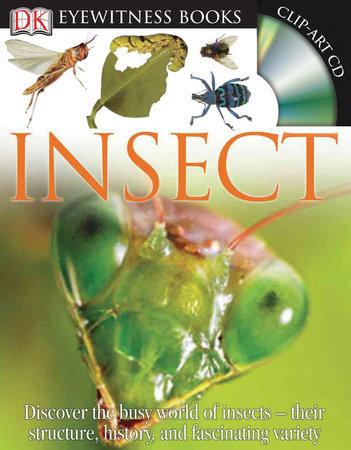 DK Eyewitness Books: Insect by Laurence Mound