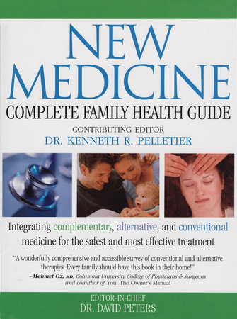 New Medicine by David Peters