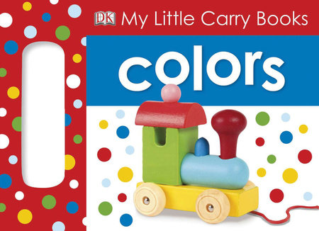My Little Carry Book: Colors by DK