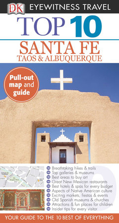 DK Eyewitness Top 10 Santa Fe by