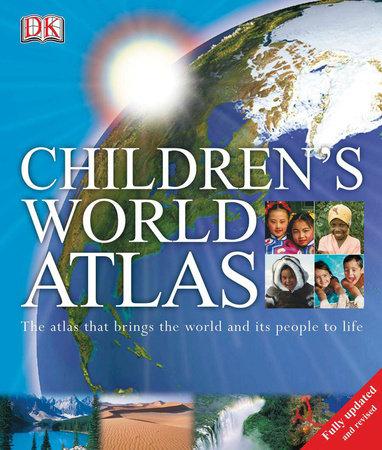Children's World Atlas by DK