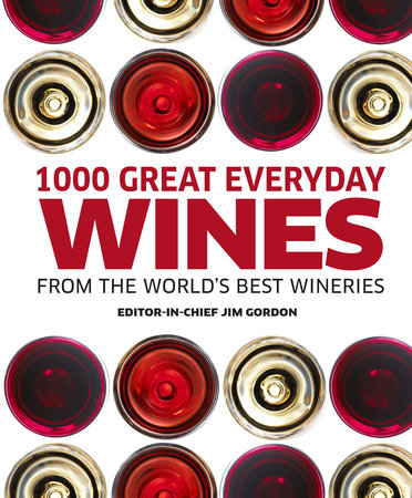 1000 Great Everyday Wines by DK