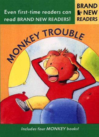 Monkey Trouble by David Martin