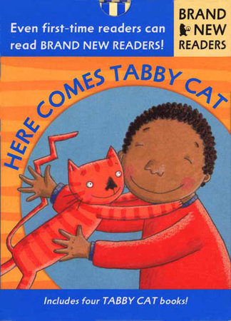 Here Comes Tabby Cat by Phyllis Root