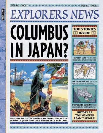 History News: Explorers News by Michael Johnstone