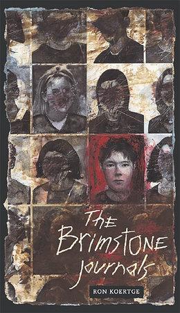 The Brimstone Journals by Ron Koertge