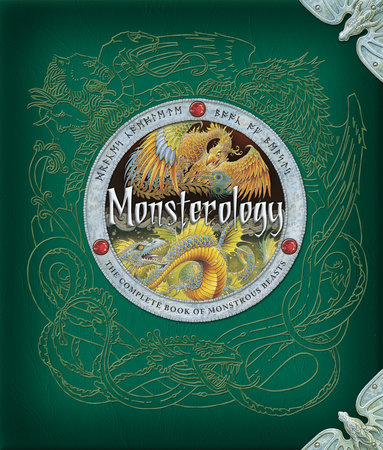 Monsterology by Dr. Ernest Drake