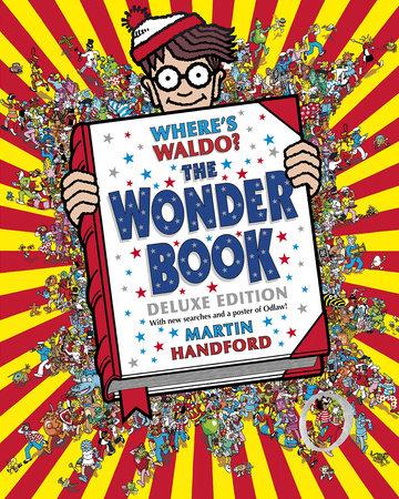 Where's Waldo? The Wonder Book by Martin Handford