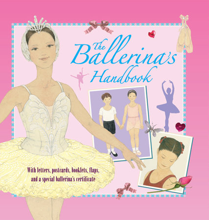 The Ballerina's Handbook by Kate Castle