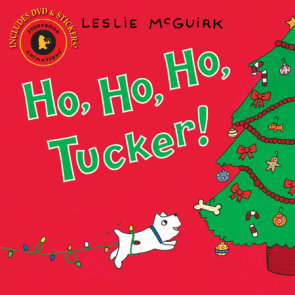 Ho, Ho, Ho, Tucker!: Candlewick Storybook Animations