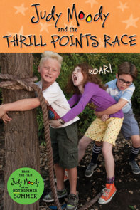 Judy Moody and The Thrill Points Race (Judy Moody Movie tie-in)