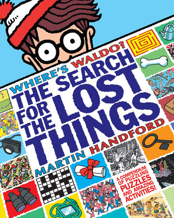 Where's Waldo? The Search for the Lost Things by Martin Handford