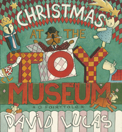 Christmas at the Toy Museum by David Lucas