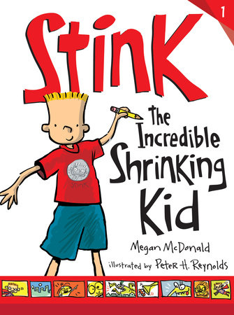 Stink by Megan McDonald